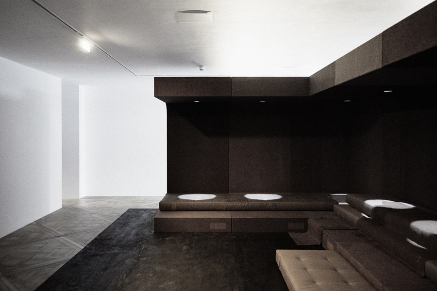 Rick Owens Glade 2019 furniture interiors exhibition London