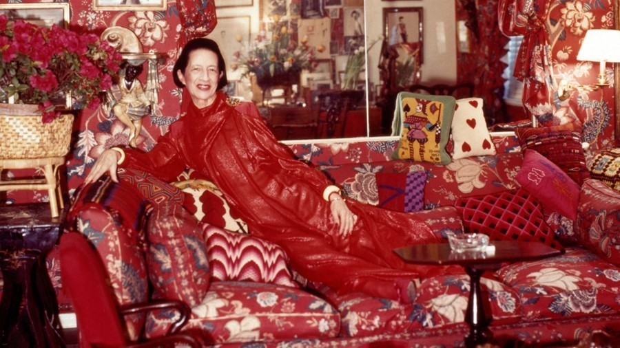 fashion documentary film movie Diana Vreeland: The Eye Has t