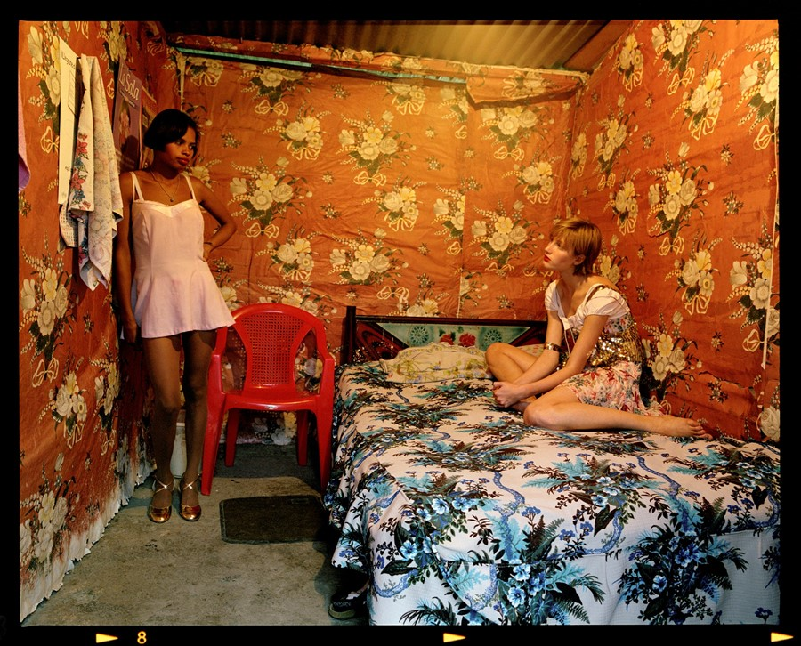 "Corinne Day, ""Model & Prostitute, Guatemala"" (2002"