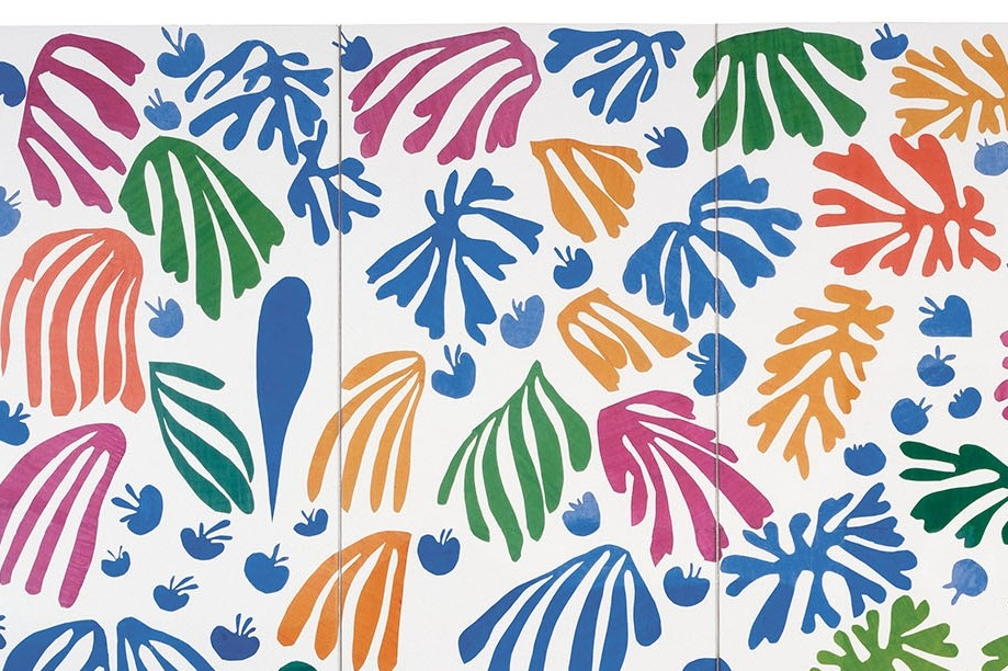 matisse and his collages another
