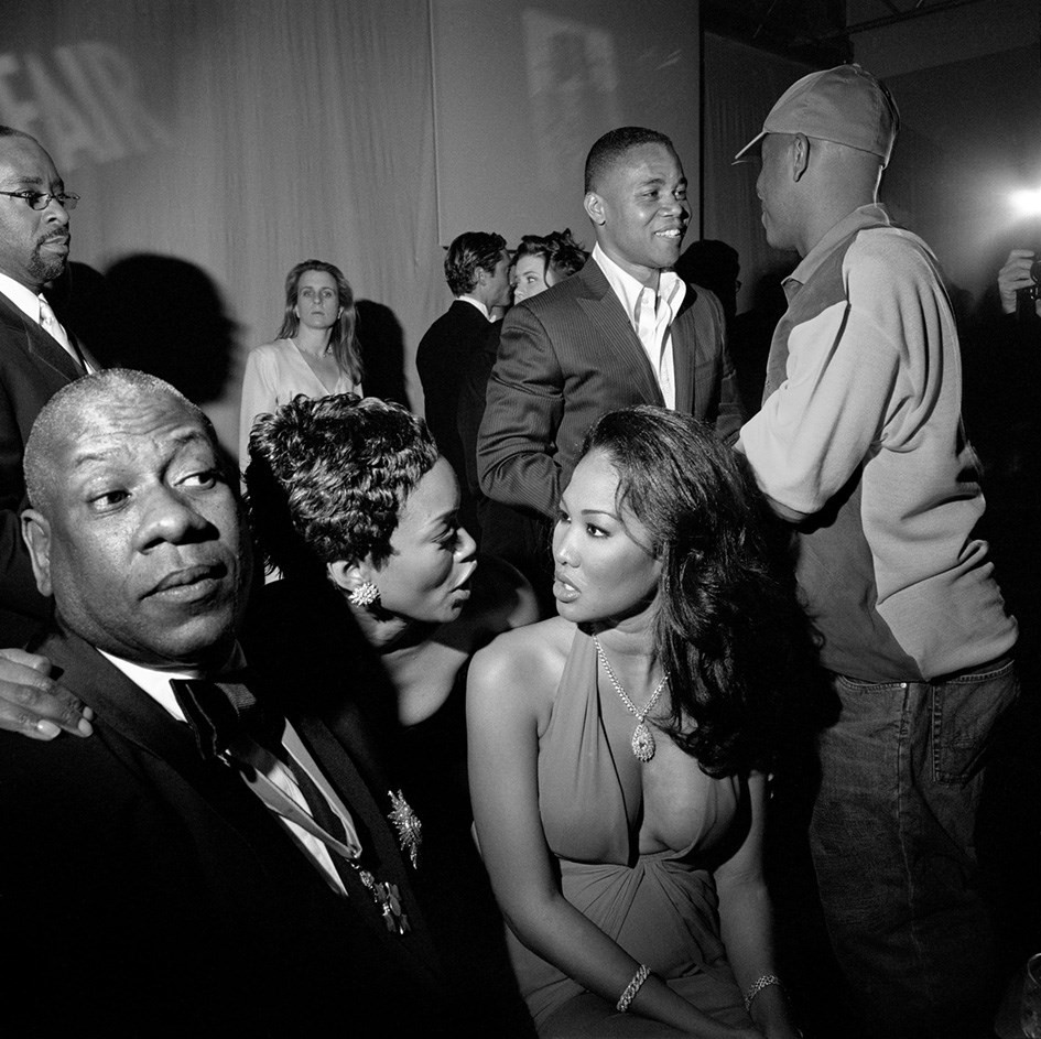 The Beats and The Vanities, Photographs by Larry Fink | AnOther